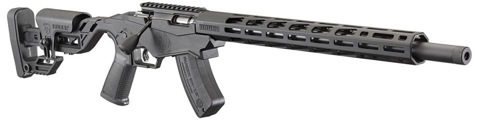 BERIKA DESERT STORM 12GA AND RUGER PRECISION 22LR BACK IN STOCK