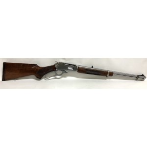 Marlin 30/30 336 Stainless Steel Walnut Lever Action